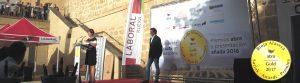 El Aduna blanco gana los premios ABRA