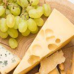 Maridaje vino queso