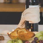 La historia de las botellas de vino